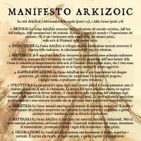 Manifesto ArkiZoic 2010