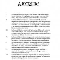 Manifesto ArkiZoic 2009