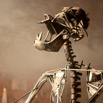 Sideropithecus Fortis